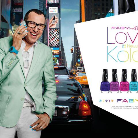 Love Kolor, le vernis qui fait mâle
