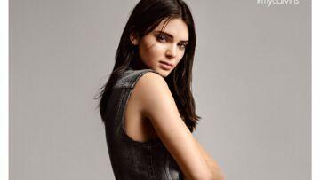 Kendall Jenner, belle au naturel pour Calvin Klein