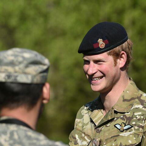 Prince Harry, appelez-le colonel