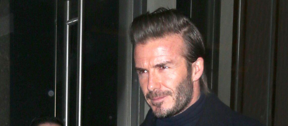 PHOTO – David Beckham: méconnaissable sur ce cliché de jeunesse avec sa mère