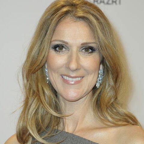 Céline Dion invitée au dîner d'Alessandra Sublet