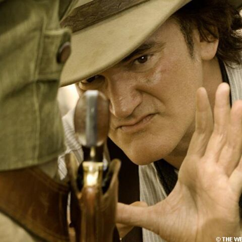 Quentin Tarantino dégaine un nouveau western