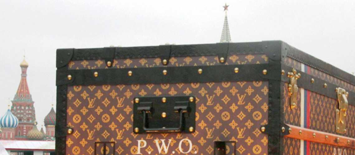 Louis Vuitton ne posera plus sa valise à Moscou