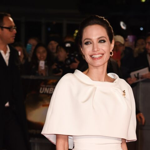 Angelina Jolie fan des Français