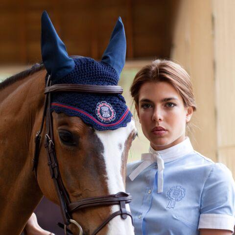 Guillaume Canet et Charlotte Casiraghi dans la Team Gucci