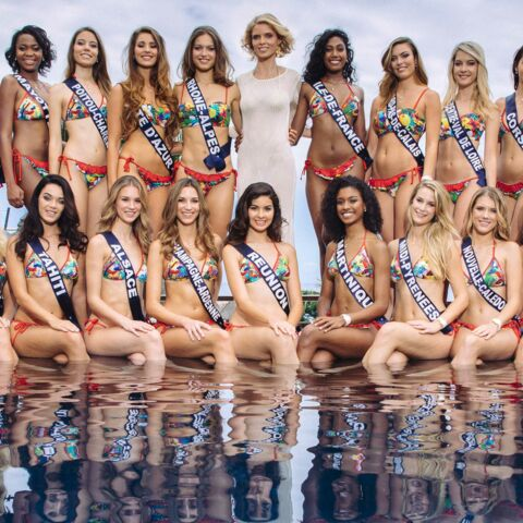 Miss France 2017 : voici la photo officielle des 30 candidates !