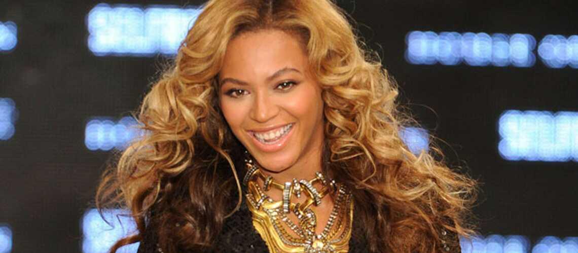Beyoncé attend une petite fille