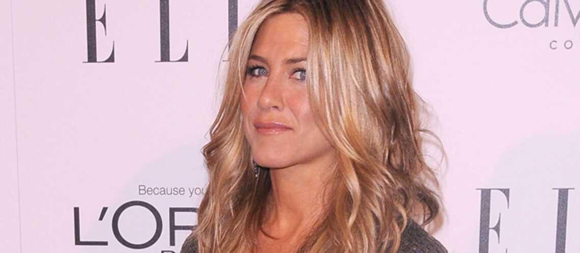 Jennifer Aniston: «Non je ne suis pas enceinte!»