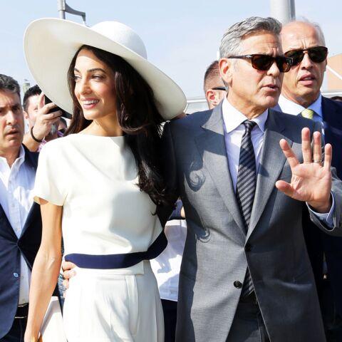 George et Amal Clooney font des mécontents