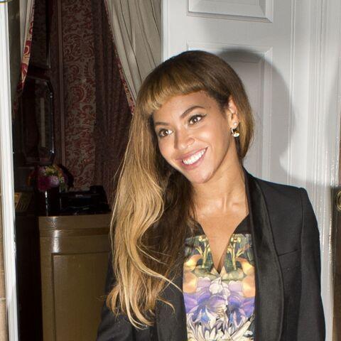 Beyoncé, main dans la main avec Topshop
