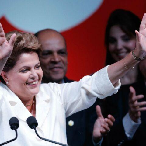 Dilma Rousseff réélue de peu à la présidence du Brésil