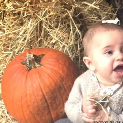 Princesse Leonore presque prête pour Halloween