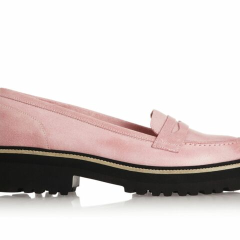 Shopping – Le mocassin de college girl