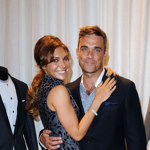 Robbie Williams: Ayda Field accouche en Louboutin