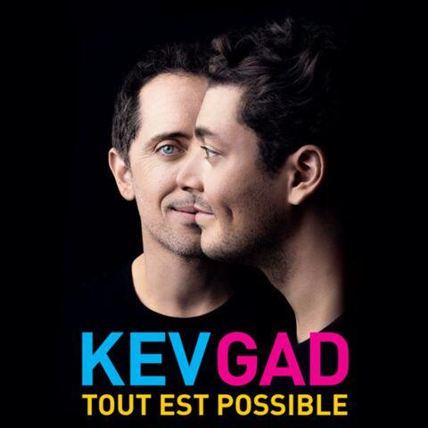 Gad Elmaleh et Kev Adams: un spectacle en commun pour 2016