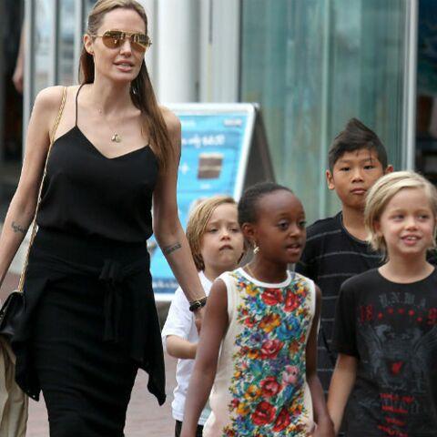 PHOTO – Angelina Jolie, Mia Farrow, Joséphine Baker… Les hommes? Non merci