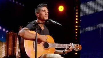 VIDEO – Le buzz d'or de «La France a un incroyable talent» déjà contacté par des maisons de disques