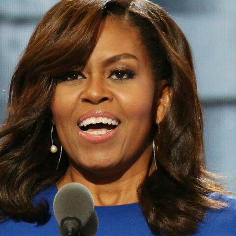 PHOTOS Les 10 coiffures à piquer à Michelle Obama