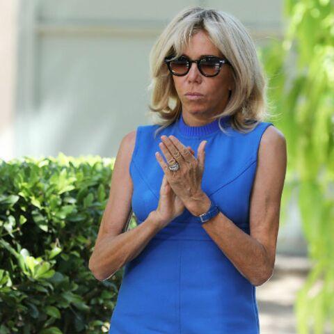 Brigitte Macron superstar: Mick Jagger lui fait un clin d´oeil sur scène