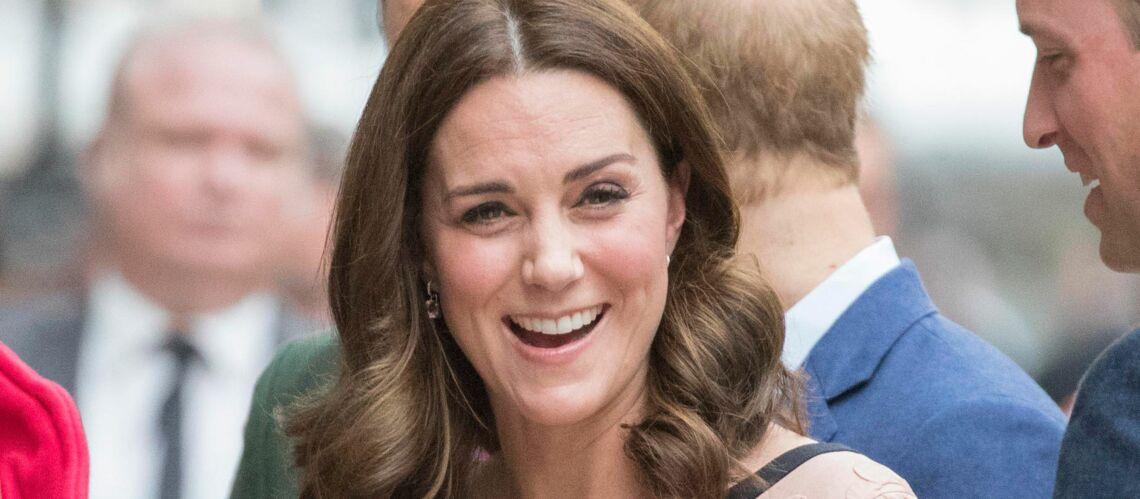 Malgré sa grossesse difficile, Kate Middleton va faire une nouvelle apparition publique