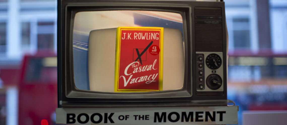 Une place à prendre, de J.K. Rowling: le secret le mieux gardé de la rentrée