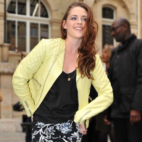 Photos- Kristen Stewart retombe dans les bras d'un homme à Paris