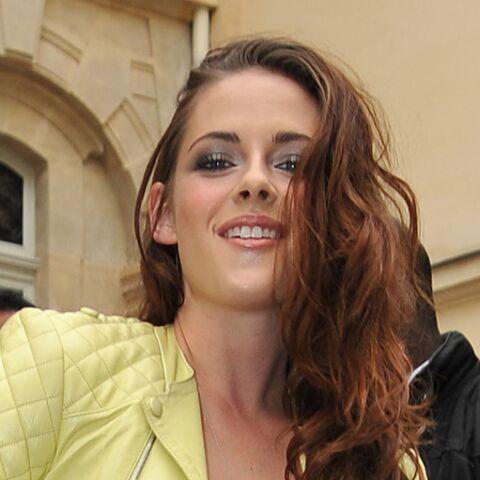 Kristen Stewart a retrouvé le sourire