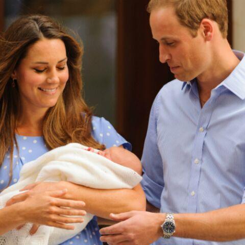 Le prince George sera baptisé en octobre