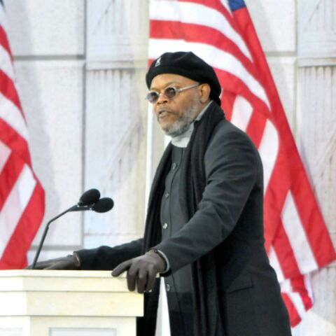 Samuel L. Jackson à Barack Obama: «Soyez un président putain»