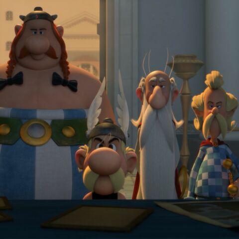 Astérix: découvrez les premières images du Domaine des dieux