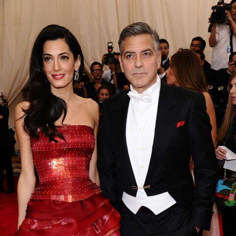 George Clooney et Amal, un an de mariage en toute simplicité