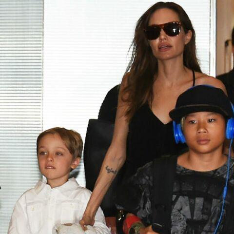 Angelina Jolie va-t-elle perdre la garde de ses enfants?
