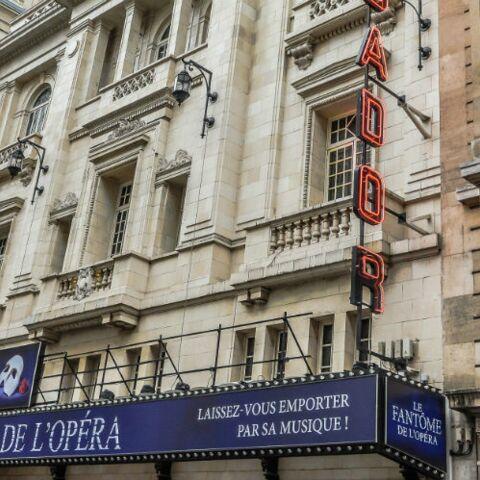 La première du «Fantôme de l'opéra» annulée, Mogador fermé
