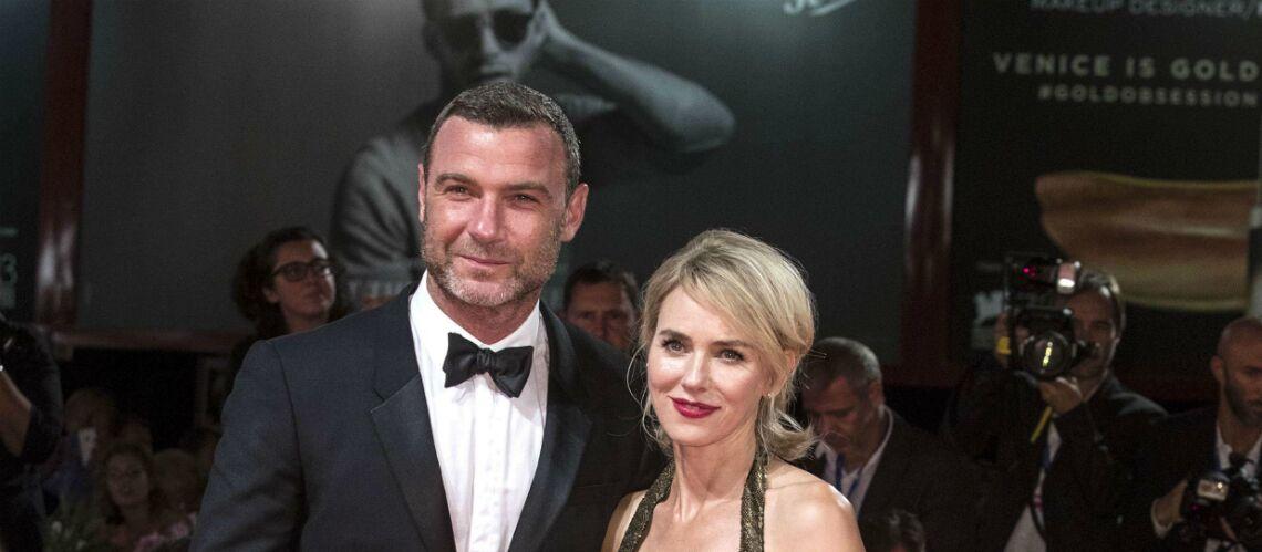 Naomi Watts et Liev Schreiber se séparent