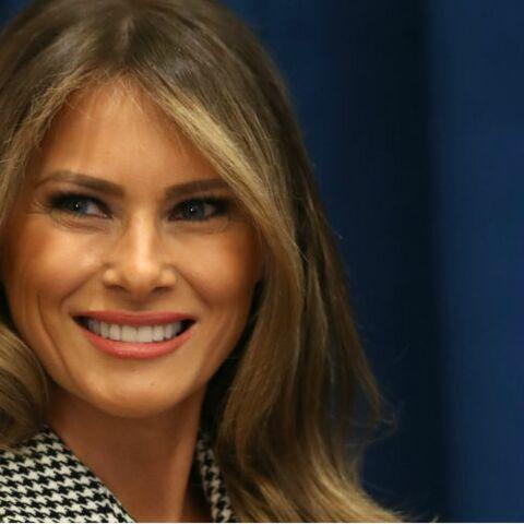 Melania Trump habillée par Calvin Klein: pourquoi c'est surprenant