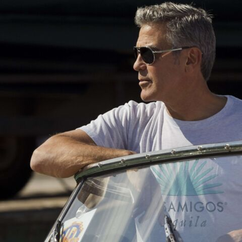 Photos- George Clooney est de retour à Venise