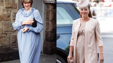 Neuf mois dans la vie de Kate et Diana