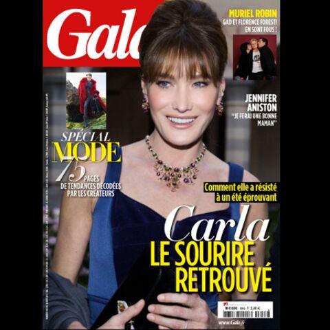 Gala – Carla, le sourire retrouvé