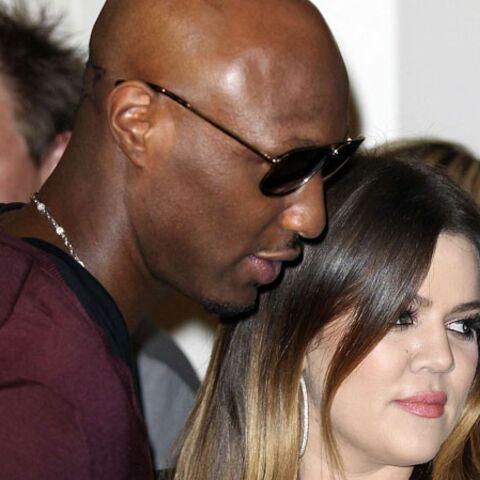 Khloé Kardashian: son compagnon Lamar Odom dans la tourmente.. mais retrouvé!