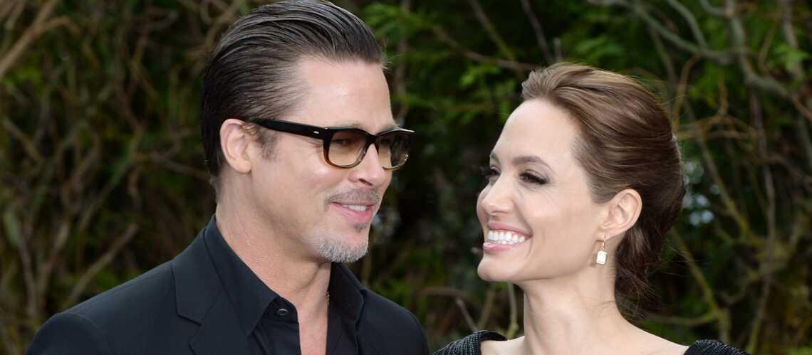 Brad Pitt et Angelina Jolie se sont mariés