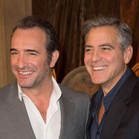 Jean Dujardin retrouve George Clooney pour Nespresso