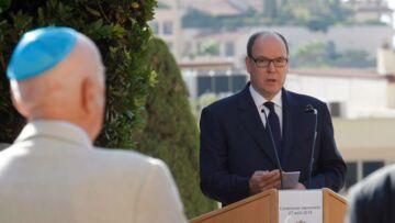Albert de Monaco: le pardon aux juifs victimes de rafles