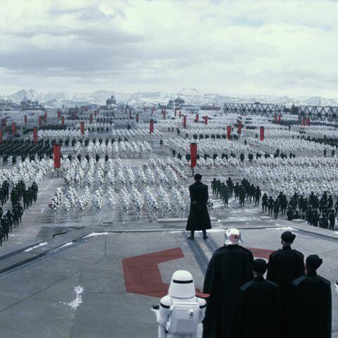 Star Wars: un nouvel extrait du Réveil de la Force