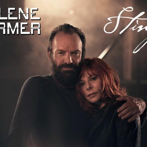 Mylène Farmer: écoutez son duo avec Sting