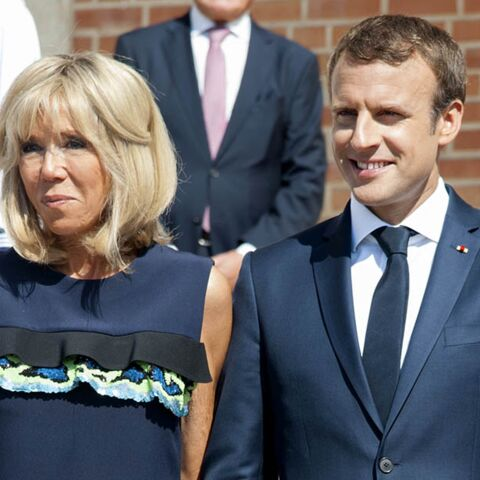 Nemo, le nouveau locataire de l'Elysée a été adopté par Emmanuel et Brigitte Macron
