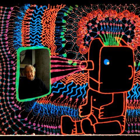 Gala a vu Conversation animée avec Noam Chomsky