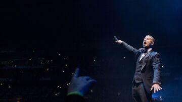 Justin Timberlake enflamme Paris