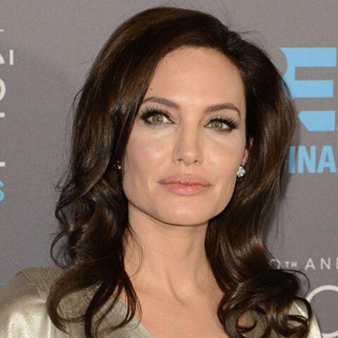 Angelina Jolie au coeur d'un scandale