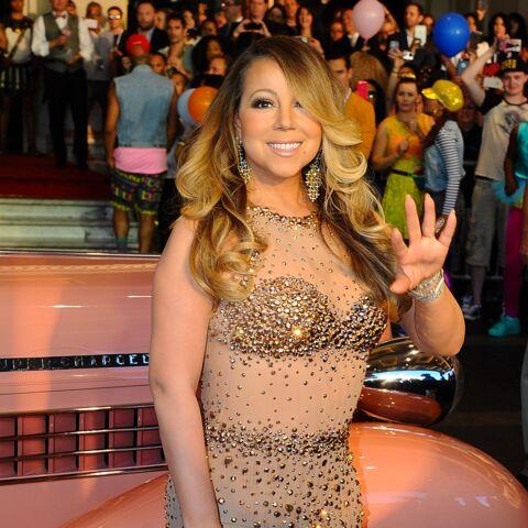 Mariah Carey, telle une reine à Las Vegas