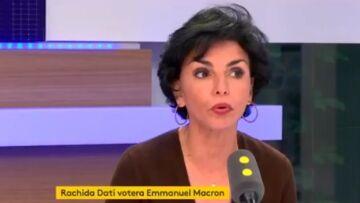 Rachida Dati lance une nouvelle charge contre sa meilleure ennemie Nathalie Kosciusko-Morizet